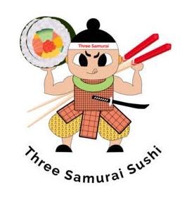 About Three Samurai Japanese Restaurant | Sushi 52241 | Coralville IA